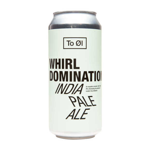 To Øl Whirl domination bier IPA product photo