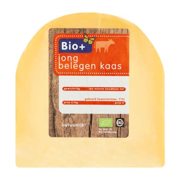 Bio+ Jong belegen kaas product photo