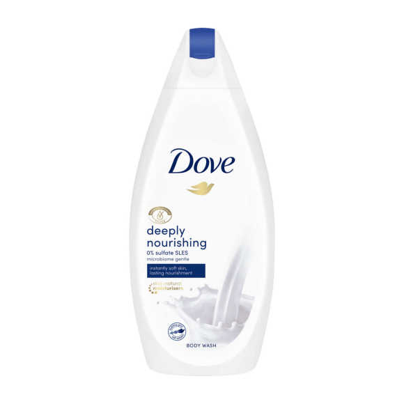 Dove Shower deeply nourishing product photo
