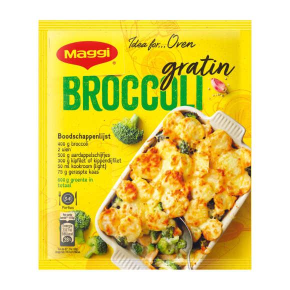 Maggi Ovenvariation kip broccoli product photo