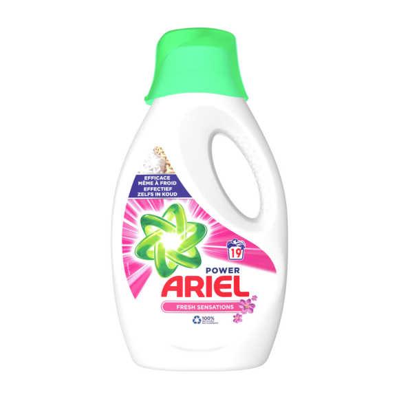 Ariel Wasmiddel vloeibaar fresh sensation product photo