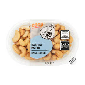 Cashewnoten ongezouten product photo