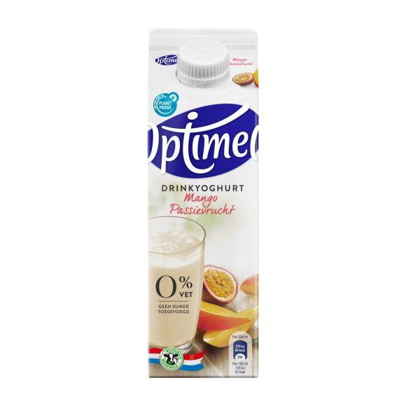 Optimel Drinkyoghurt mango passievrucht product photo