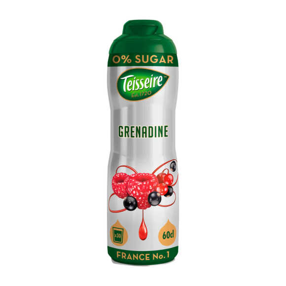 Teisseire 0% Grenadine product photo