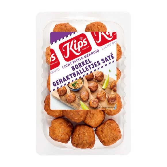 Kips Sate gehaktballetje product photo