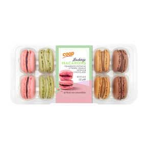 Macarons product photo