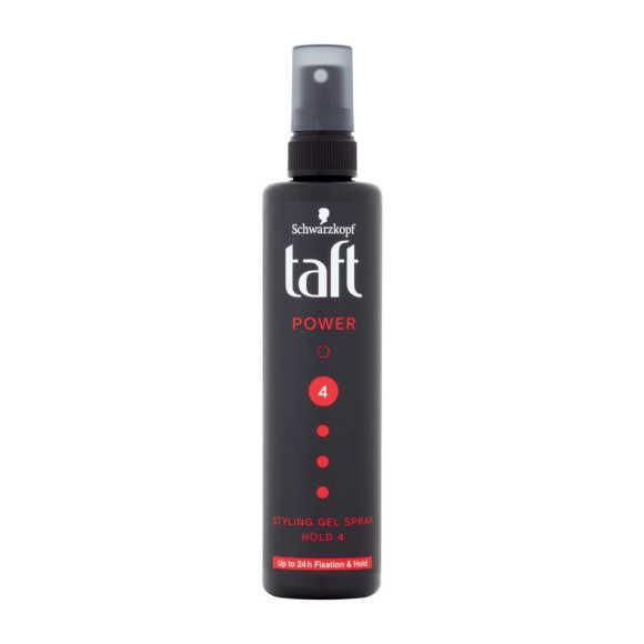Taft Hairspray power gellac product photo