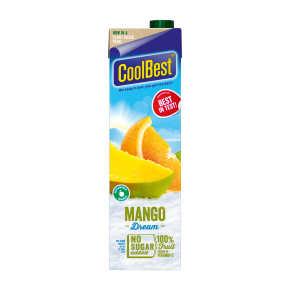 Coolbest Mangodream sap product photo