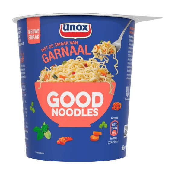 Unox Good noodles cup garnaal product photo