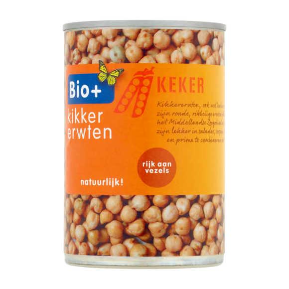Bio+ Kikkererwten biologisch product photo