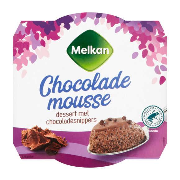 Melkan Chocolademousse product photo