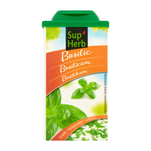 Supherb Basilicum los gevroren product photo