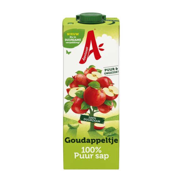 Appelsientje Goudappeltje 100% puur sap product photo