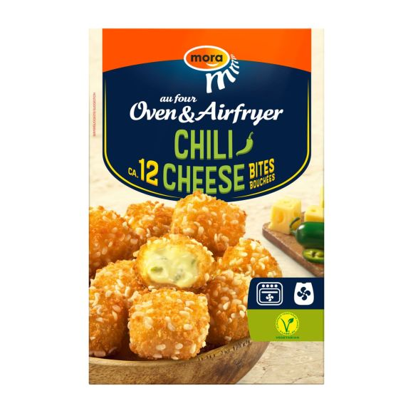 Mora Oven & Airfryer Chili cheese bites product photo