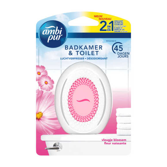 Ambi Pur Toiletblok continu bloesem product photo