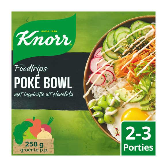 Knorr Wereldgerechten poke bowl product photo