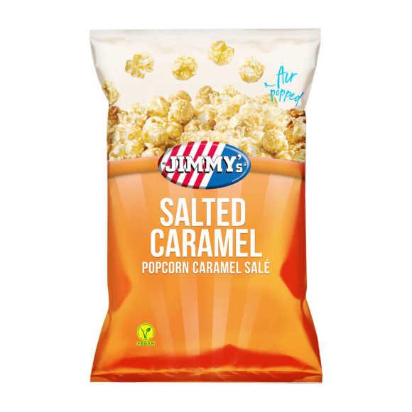 Jimmy's Popcorn salted caramel product photo