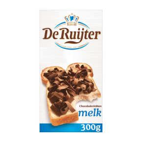 De Ruyter Vlokken melk product photo