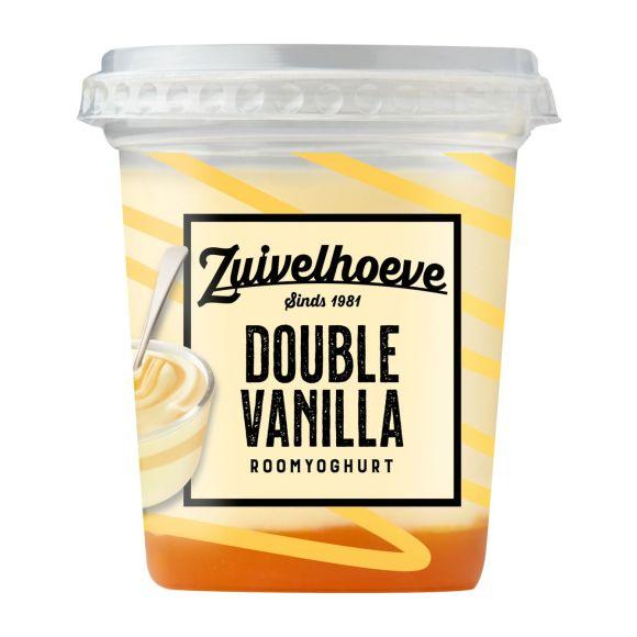 Zuivelhoeve Roomyoghurt double vanilla product photo