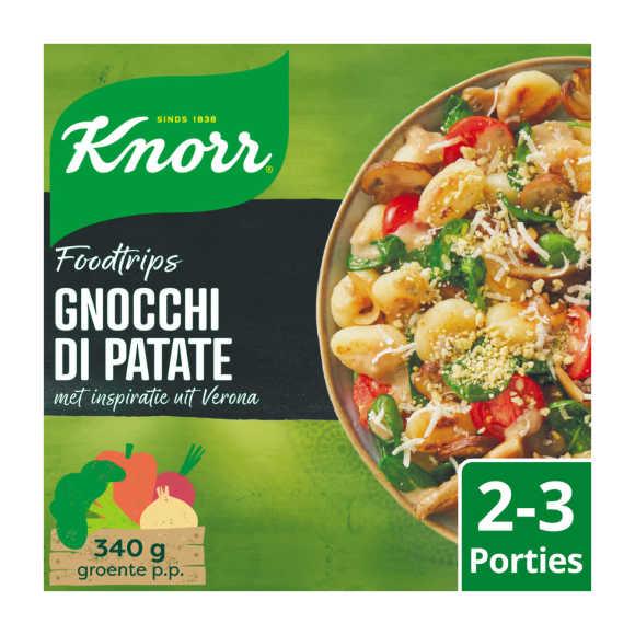 Knorr Wereldgerechten gnocci product photo