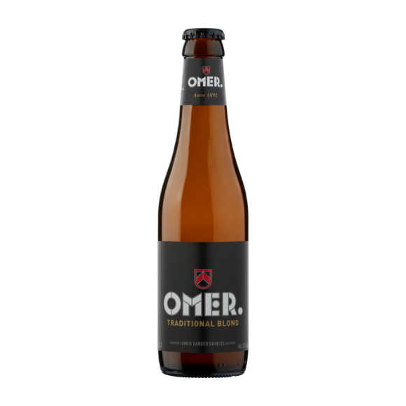 Omer Blond speciaalbier fles product photo