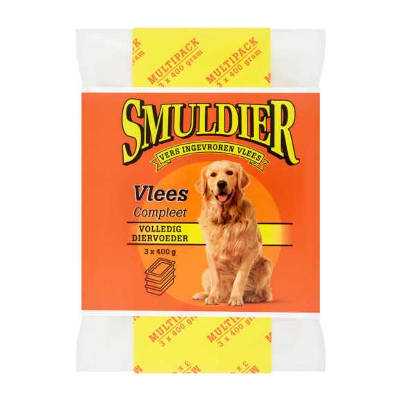 Smuldier Diervoeding hondenvoer vlees compleet product photo