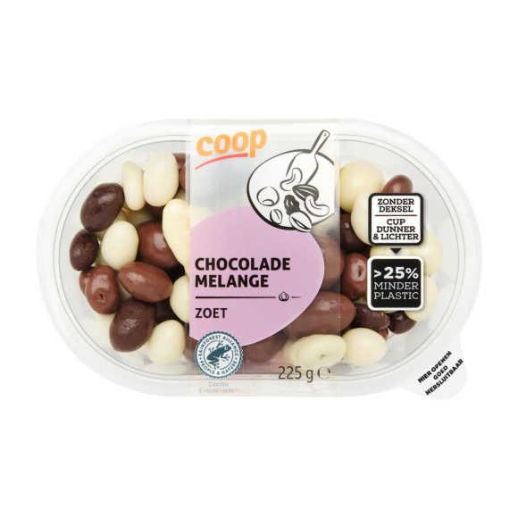 Chocolade noten melange product photo