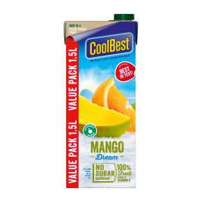 Coolbest Mango dream sap product photo