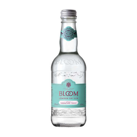 Bloom Ggin & tonic product photo