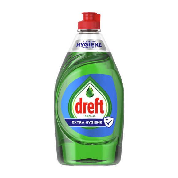 Dreft Handafwas original extra hygiene afwasmiddel product photo