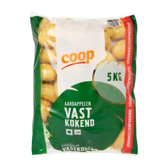 Vastkokende aardappelen product photo
