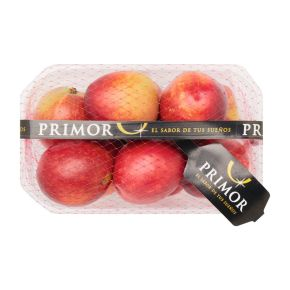 Nectarines verpakt product photo