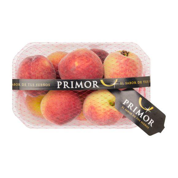Perziken verpakt product photo
