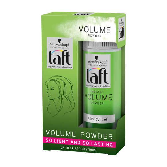Taft Volume powder product photo