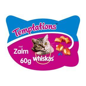 Whiskas Temptations met zalm product photo