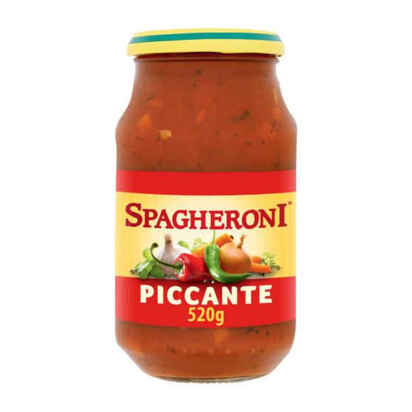 Spagheroni Piccante pastasaus product photo