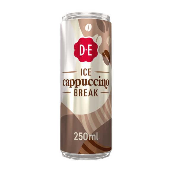 Douwe Egberts Ice Cappuccino Ijskoffie product photo