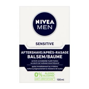 Nivea Men Sensitive Aftershave Balsem product photo