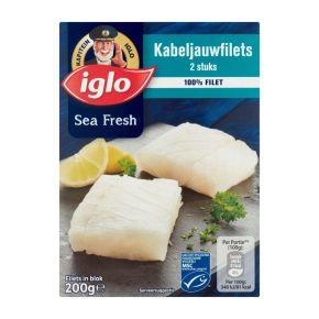 Iglo Kabeljauwfilets 200g product photo