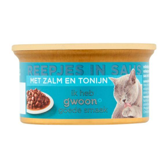 g'woon Premium reepje zalm kat product photo