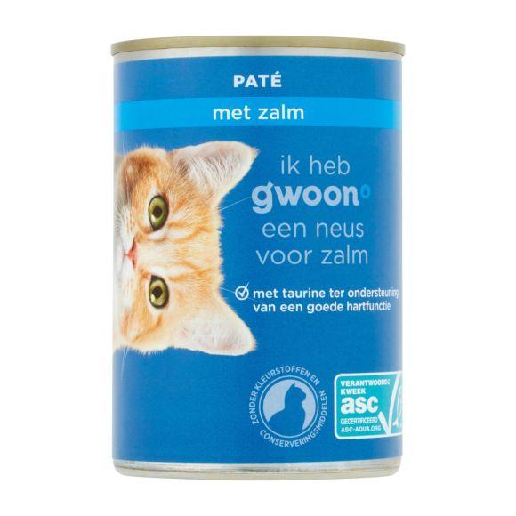 g'woon Paté adult vis kat product photo