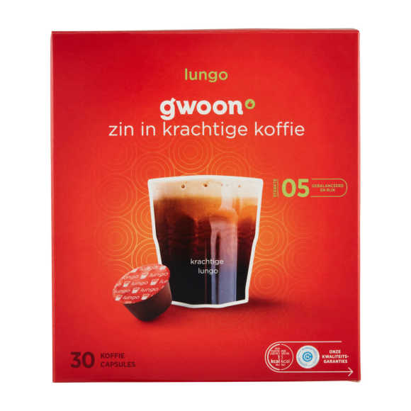 g'woon Dg cups lungo xl product photo