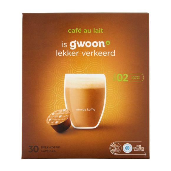 g'woon Dg cups cafe au lait xl product photo