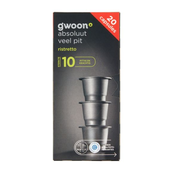 g'woon Cups ristretto product photo