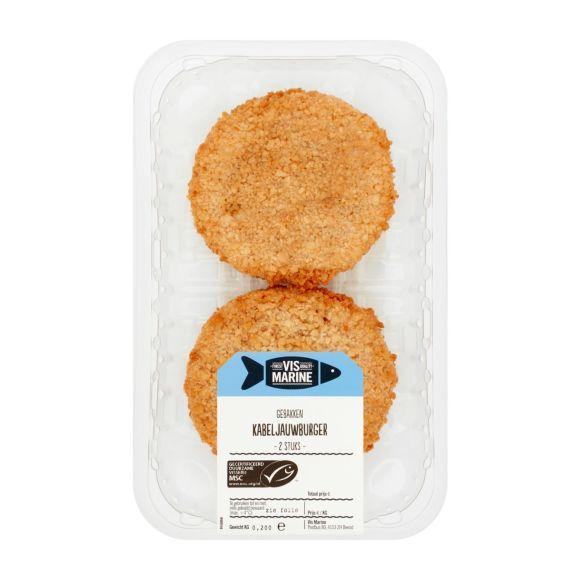 Vismarine Kabeljauwburgers product photo