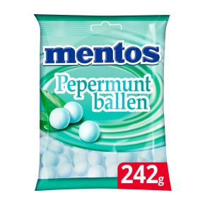 Mentos Pepermunt ballen product photo