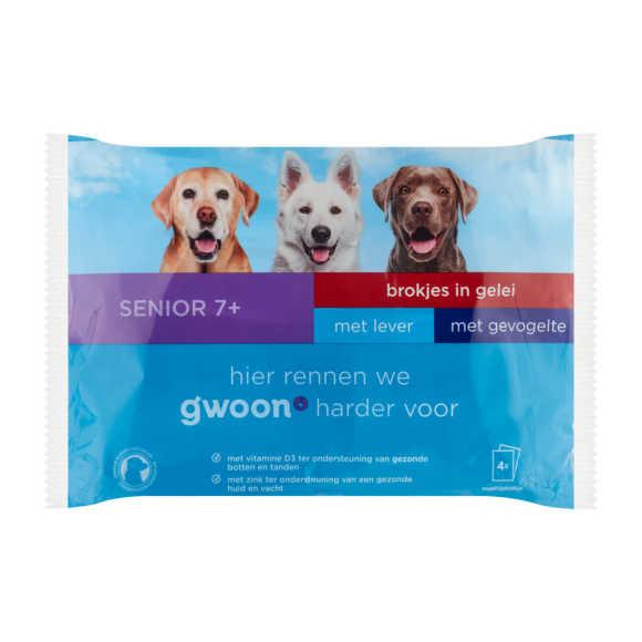 g'woon Brok senior gevogelte hond product photo