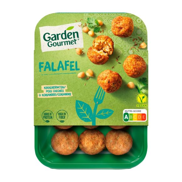 Garden Gourmet Falafel classic product photo