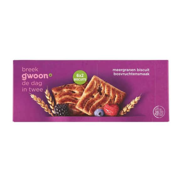 g'woon Meergranenbiscuits bosvruchten product photo