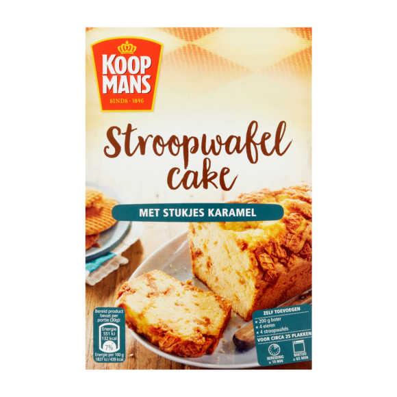 Koopmans Oud Hollandse Stroopwafelcake product photo